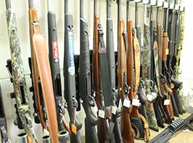 firearms for sale at Tamarack Armory